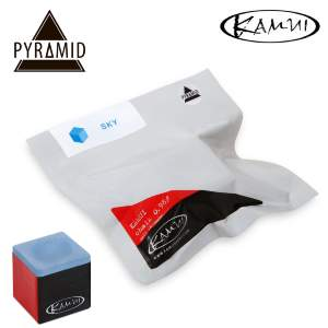 Мел Kamui 0.98 Beta Pyramid Sky Blue 1шт.