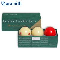 Шары Super Aramith Demonstration Carom ø61,5мм 3шара