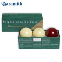 Шары Super Aramith Traditionnel Carom ø61,5мм 3шара